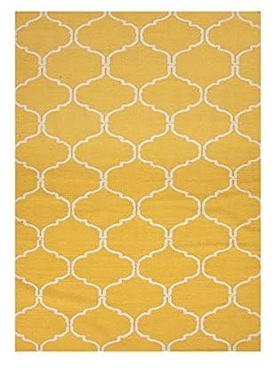 Jaipur Rugs Flat-Weave Moroccan Pattern Wool Area Rug