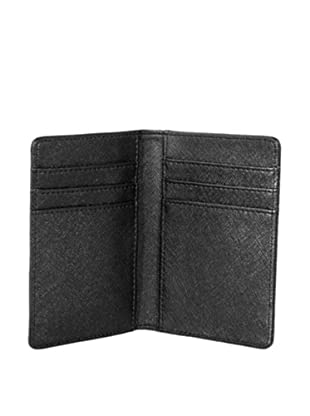 Wilouby Bi-Fold Card Case, Black