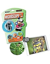 Mobile Device Microscope Capture Up Close Pictures & Video With Your Phone