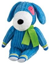 "Monkeez ""Sonny"" Mini Blue Dog Plush"