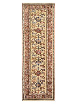 Kalaty One-of-a-Kind Kazak Rug, Beige, 2' 7