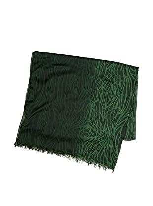 Cortefiel Foulard Mancha (Verde Oscuro)