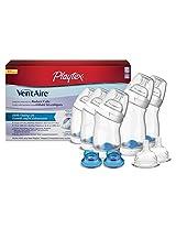 Playtex BPA Free VentAire Wide Bottle Newborn Starter Set