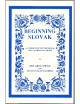 Beginning Slovak