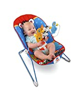 Fisher Price Adorable Animals Bouncer Euro, Multi Color