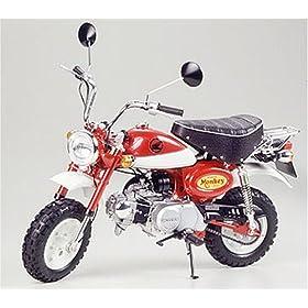 【クリックでお店のこの商品のページへ】Amazon.co.jp   1/6 オートバイ No.30 1/6 Honda モンキー 2000年スペシャルモデル 16030   ホビー 通販