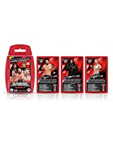 Top Trumps WWE Super Star Series 2 - Super Deluxe, Red