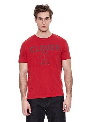 Springfield T-Shirt Marine Clover