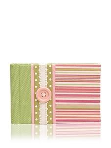 Molly West Princess - Brag Book, Pink/Green