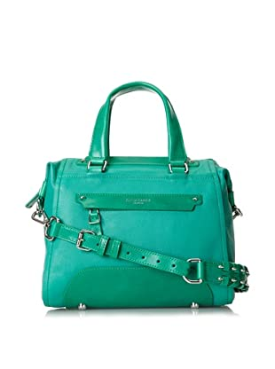 Olivia Harris Women's Hunger Izzy Small Satchel (Emerald)