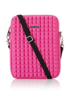 Rebecca Minkoff Women's iPad Case with Strap (Fuschia)