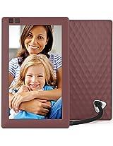 Nixplay Seed W07A 7-inch WiFi Digital Photo Frame (Mulberry)