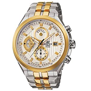 Casio Edifice EF-556SG-7AVDF Chronograph Mens Watch