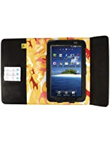 Bluetrek LostDog Genuine Leather Pouch for Samsung Galaxy Tab, Black (L03-00002-01)