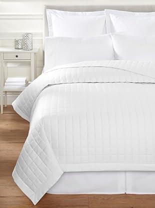 Belle Époque Sensation Coverlet (White)