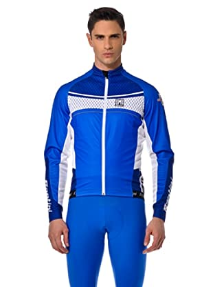 Santini Shirt Zip (royalblau)
