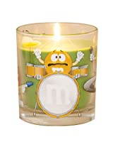 Deco Glow M&M Music Candle