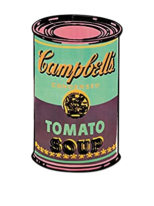 ARTOPWEB Panel Decorativo Warhol Campbell S Soup Can, 1965