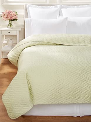 Bellino Quilted Sateen Coverlet