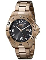 Invicta Analog Grey Dial Men's Watch - 16332