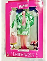 1997 Barbie Fashion Avenue Boutique Pink & Green Outfit