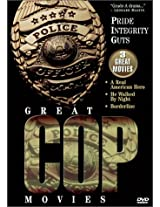 Great Cop Movies (A Real American Hero / He Walked By Night / Borderline)
