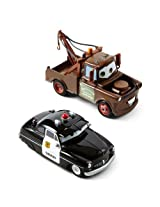 Disney Cars Mater and Sheriff Toy Cars Multi Boys