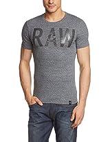 G-Star Men's Cotton Round Neck T-Shirt