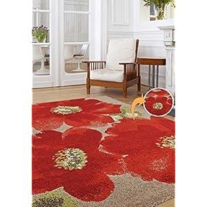 Casino Floral Carpet Sand Ambadi