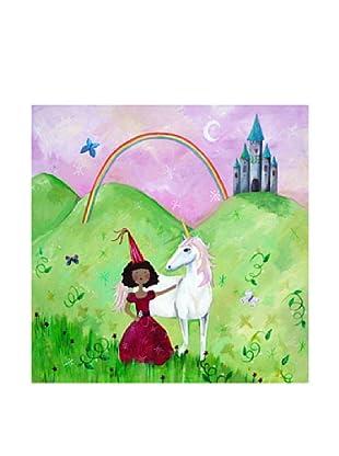 "Cici Art Factory Princess, 16""x 16"""