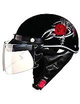 Studds Troy Sporting Helmet (Red Rose , L)