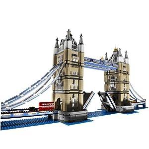レゴで作った建築物エッフェル塔