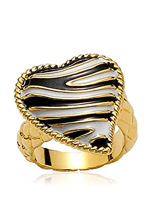Just Cavalli Anello Just Zebra
