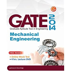 Gate Guide Mechanical Engg.: Mechanical Engineering