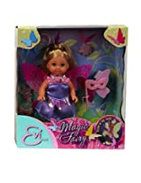 Simba Steffi Love -inchEvi Love Magic Fairy-inch 12 cm Doll In Colo, Blue