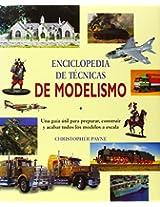 Enciclopedia De Tecnicas De Modelismo/Encyclopedia Of Modern Techniques