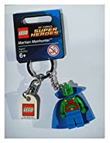 LEGO Super Heroes Martian Manhunter Key Chain 853456