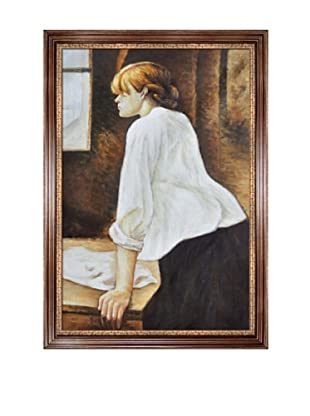 Toulouse Lautrec: The Laundress, 1886-87
