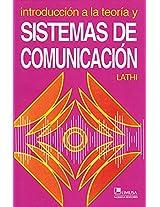 Introduccion a la Teoria y Sistemas de Comunicacion / Communication Systems