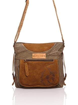 Polo Club Messenger Bag Washington 31x34x8 cm (Braun)