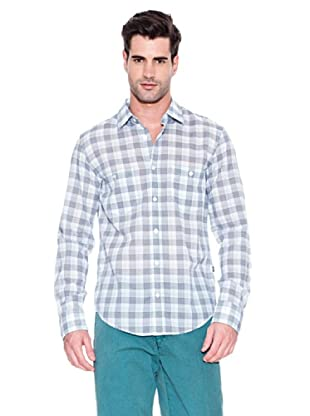 Hugo Boss Camisa Marcello (Verde)