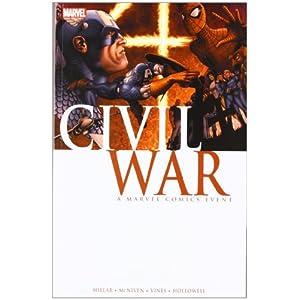 Civil War (Graphic Novel Pb)