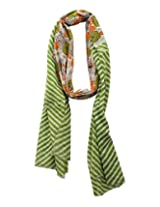 Dushaalaa Women's Scarves (L x B : 75 Inches X 22 Inches)