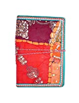 R S Jewels Handmade Paper Patchwork Multi Color Diary