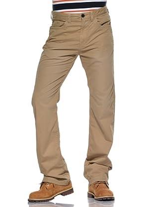 Timberland Pantalón 5 Pocket (Caqui)