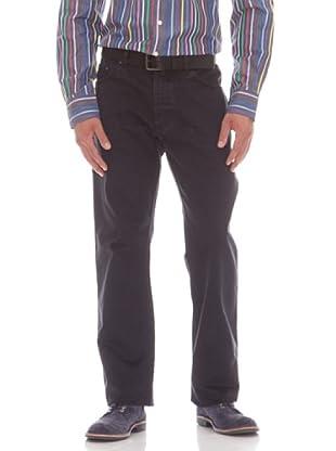 Gant Pantalón 5 Bolsillos (marino)