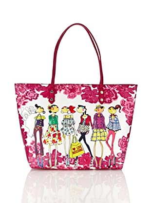 Love Moschino Shopping (Fucsia)