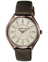 Morellato Analog Cream Dial Unisex Watch-R0151104507