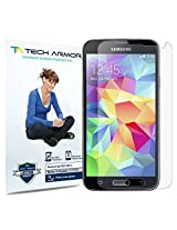Tech Armor Anti-Glare Screen Protector for Samsung Galaxy S5 Mini (Pack of 3)