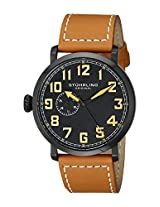 Stuhrling Original Analog Black Dial Men's Watch - 721.03